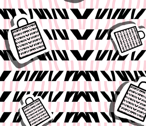 Trending_bags fabric by alicitapatterns on Spoonflower - custom fabric