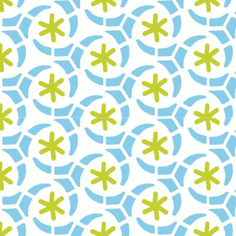 summertime fabric by mail@stefanievonhoesslin_com on Spoonflower - custom fabric