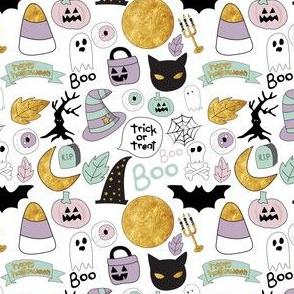 "4"" Pastel Halloween"