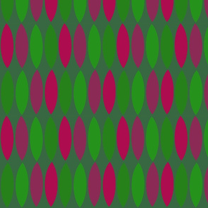 Mod leaves-berry greenery