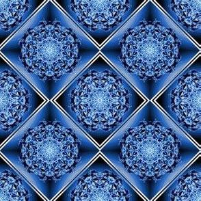Indigo Mandala