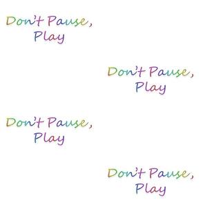 Kai Don_t_Pause