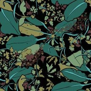 camouflage Botantical