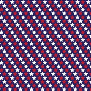 American Stars Diagonal