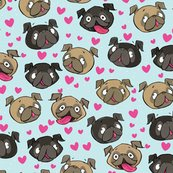 Fawn_black_pugs_pattern_repeattile-blue_shop_thumb