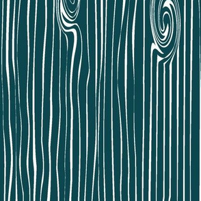 woodgrain dark teal || the yellowstone collection (vertical)