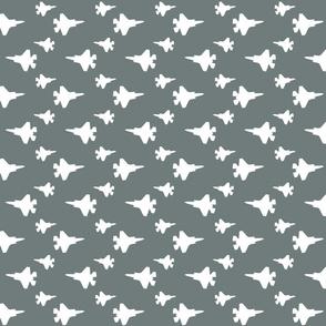 ALL F35 Grey Background