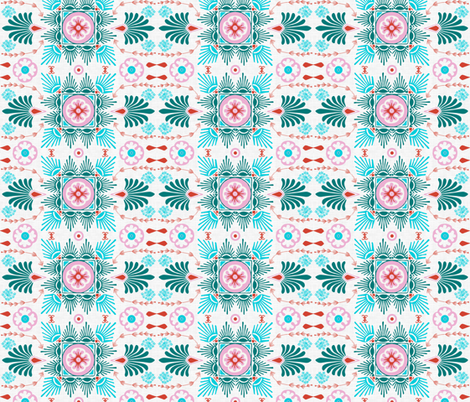 Moroccan Holiday fabric by brainsarepretty on Spoonflower - custom fabric