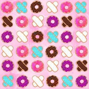 XOXO Donuts Pink