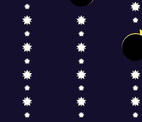 Eclipse fabric by dan_chapman on Spoonflower - custom fabric