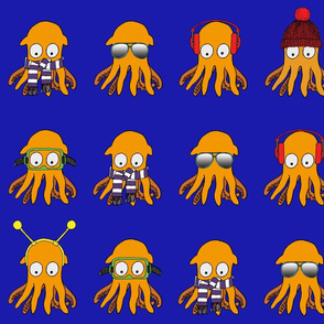 Octopus Accessorised!