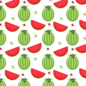 Watermelon White