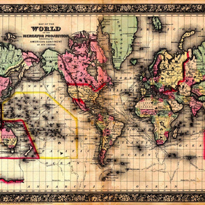 1864_Mitchell_Map_of_the_World_on_Mercator_Projection_-_Geographicus_-_World-mitchell-1864