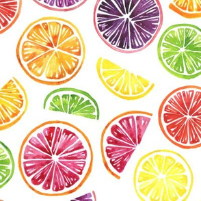 Citrus Wheels