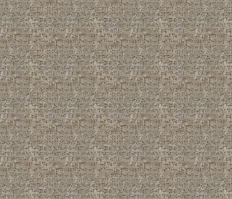cuneiform fabric by unseen_gallery_fabrics on Spoonflower - custom fabric