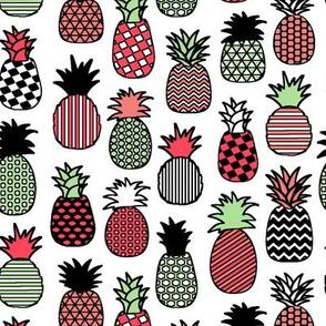 Geometric Pineapples III