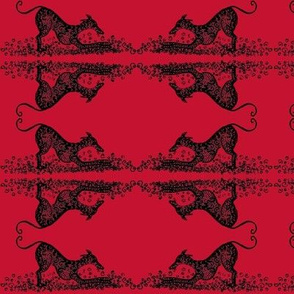Downward_dog_Red_-ForSnood