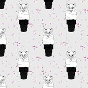 Kitty Kone Pattern