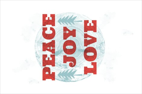 Peace_joy_love_blue_linen_tea_towel_rvsd_flat_shop_preview