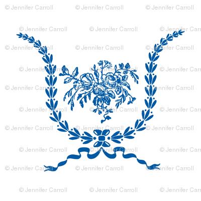 Hartfield Garland Blue