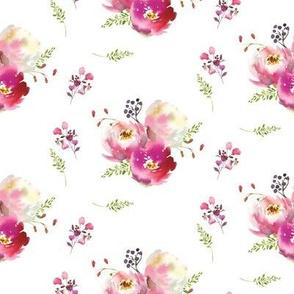 Pink Peonie Garden