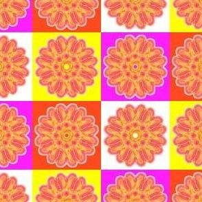 flower power pop art