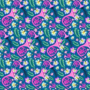 Jenny's Pink Horns
