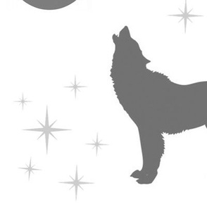 Howling Wolf Panel