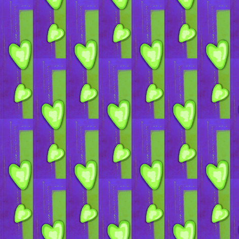 Our love Elevates Me fabric by franbail on Spoonflower - custom fabric