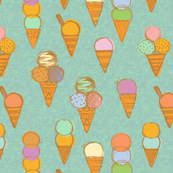 Ice Creams - Sherbet