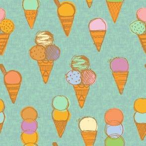 Ice Creams - Sherbet