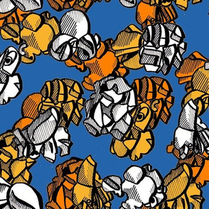 Popcorn chaos
