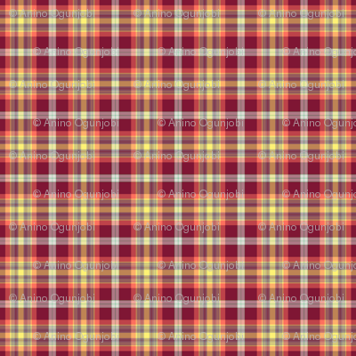 Strawberry_Kaleidoscope_plaid_Allure
