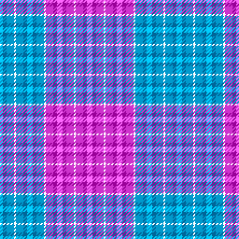 06622554 : tartan : bohemian square fabric by sef on Spoonflower - custom fabric