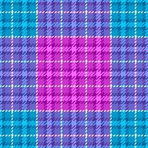 06622554 : tartan : bohemian square