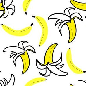 "8"" Going Bananas - All Yellow"