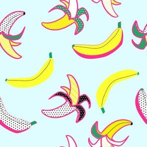 "8"" Going Bananas - Blue"