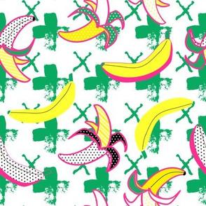 "8"" Going Bananas - Geo Green"