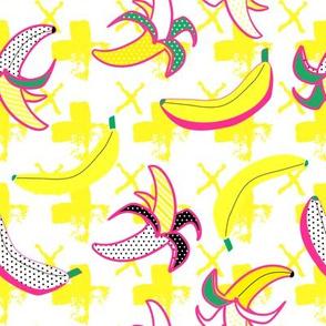 """8"""" Going Bananas - Geo Yellow"""