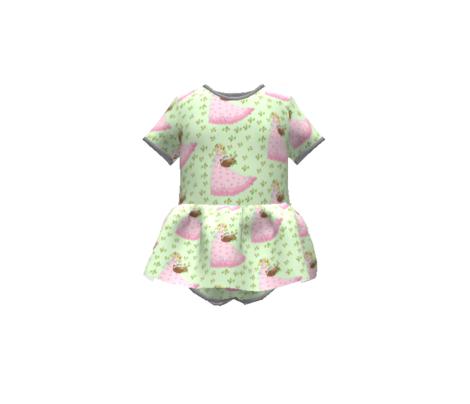 Flowergirl-pink