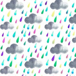 Rain(bow)