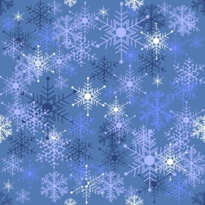#SAGE Winter Wonderland Snowflakes ++
