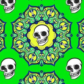 Cheeky Skull 1