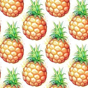 Fat Pineapple - green