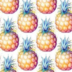 Fat Pineapple - blue green