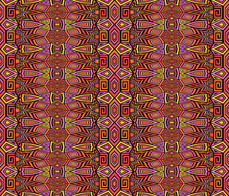 Fire_Starter fabric by artsytoocreations on Spoonflower - custom fabric