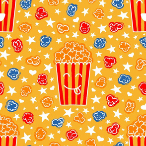 The Happiest Popcorn on Earth