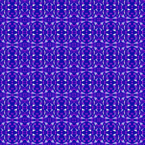 PinkPurple Geometric