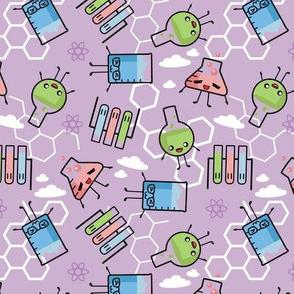 Cutie Pie Chemistry - Purple