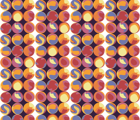 eclipse_stripe fabric by colour_angel_by_kv on Spoonflower - custom fabric